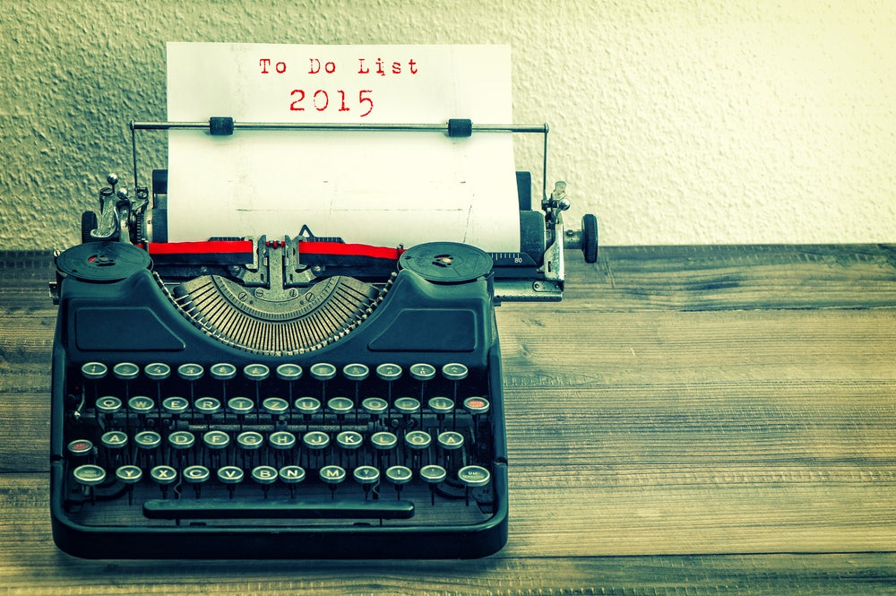 8 Healthy Tech Habits to Adopt in 2015
