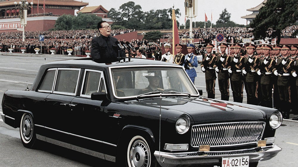 China's Iconic Limousine Automaker Hongqi Partners With US Company To Make EV Sports Cars