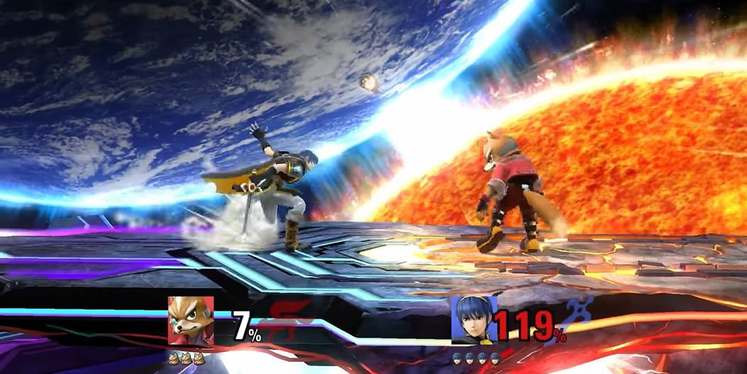 Smash Bros. 4 mod tries to recreate that Melee feel