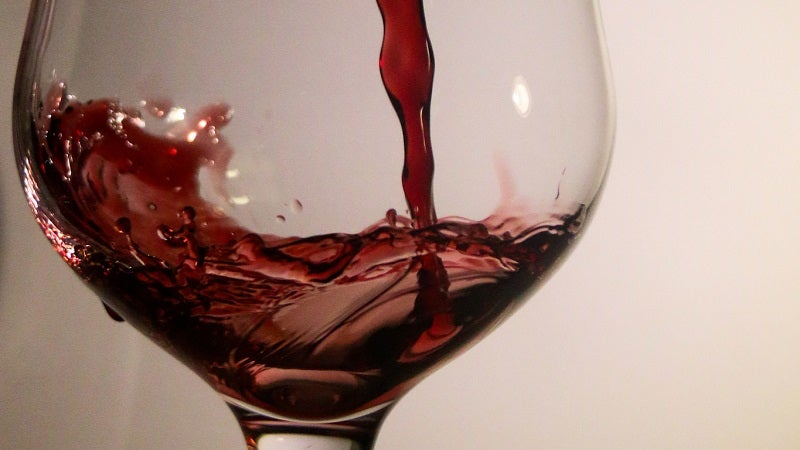 The Secret To Pouring The Right Amount Of Wine Is All In The Glass Shape
