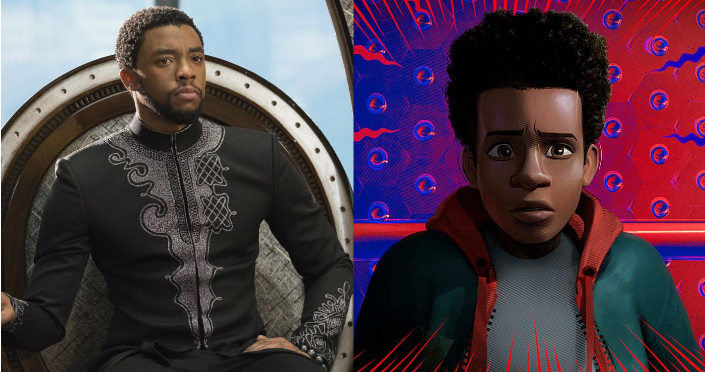 Black Panther, Into The Spider-Verse, And More Of Our Favourites React To Their Oscar Nominations