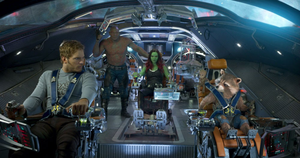 Everything From The Guardians Of The Galaxy Vol. 2 End Credits
