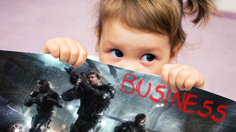 This Week In The Business: Creative Immaturity