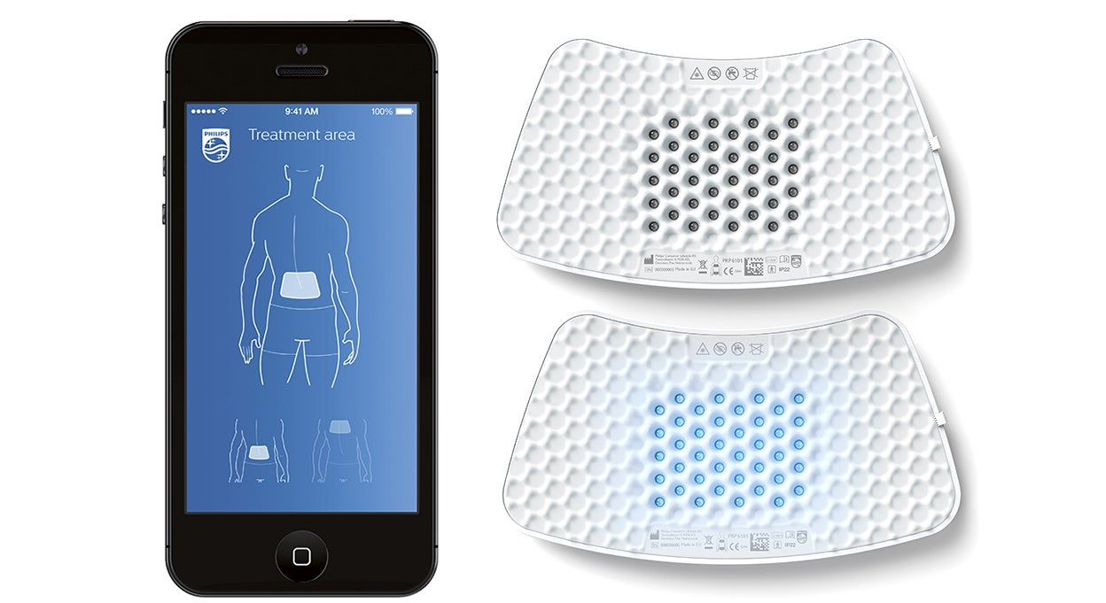 Philips Wants to Cure Aches With Wireless Drug-Free Pain Relievers