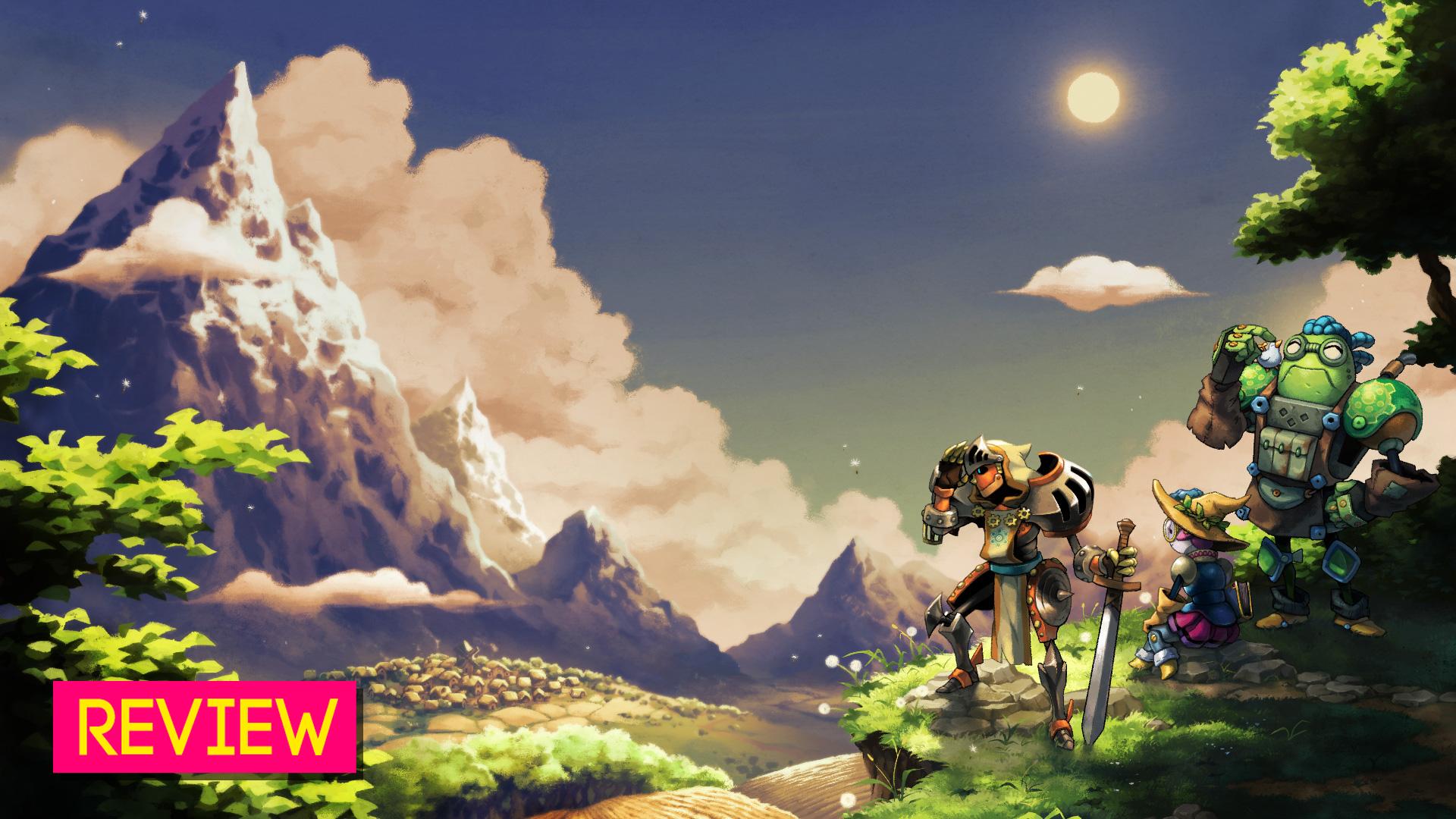 SteamWorld Quest: The Kotaku Review