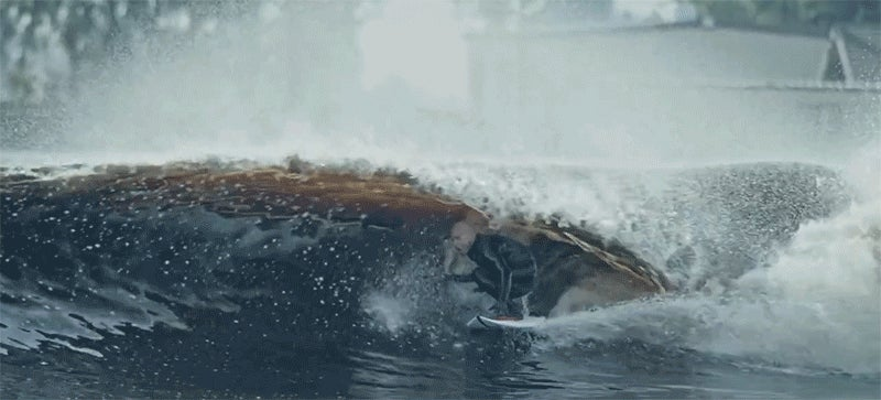Kelly Slater's Crazy Plan to Make Lakes Surfable