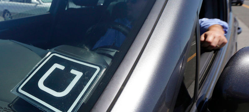 Finding Your Passenger Rating On Uber Just Got Way Easier