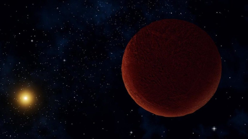 Tiny Object With Very Silly Name Could Be The Next Dwarf Planet