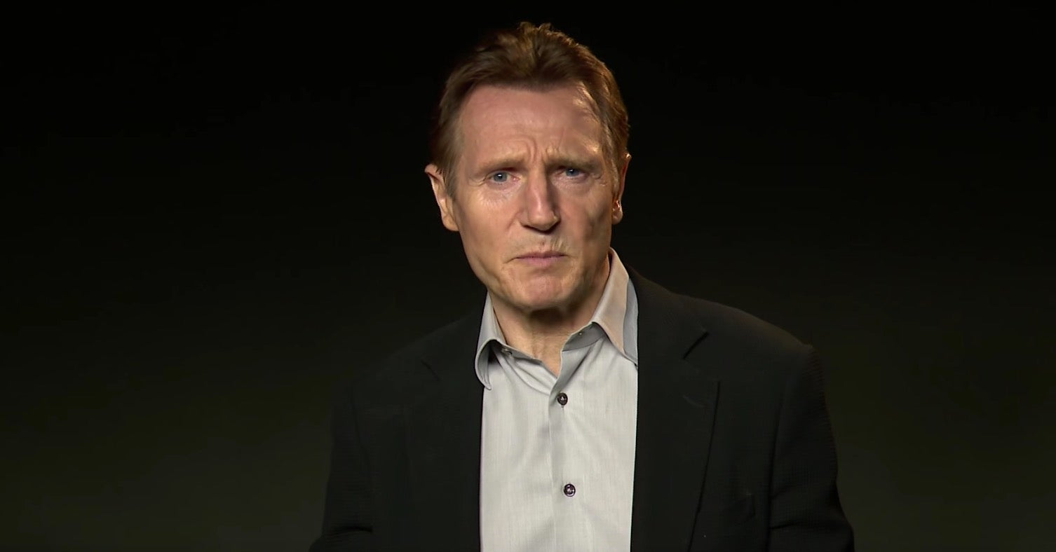 Liam Neeson Reading A Monster Calls Just Makes Everything Better