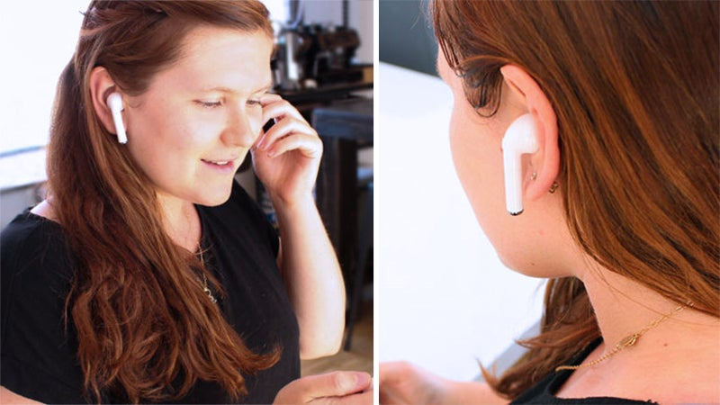 If You Have Gigantic Ears No One Will Know You Bought These $50 Knockoff AirPods