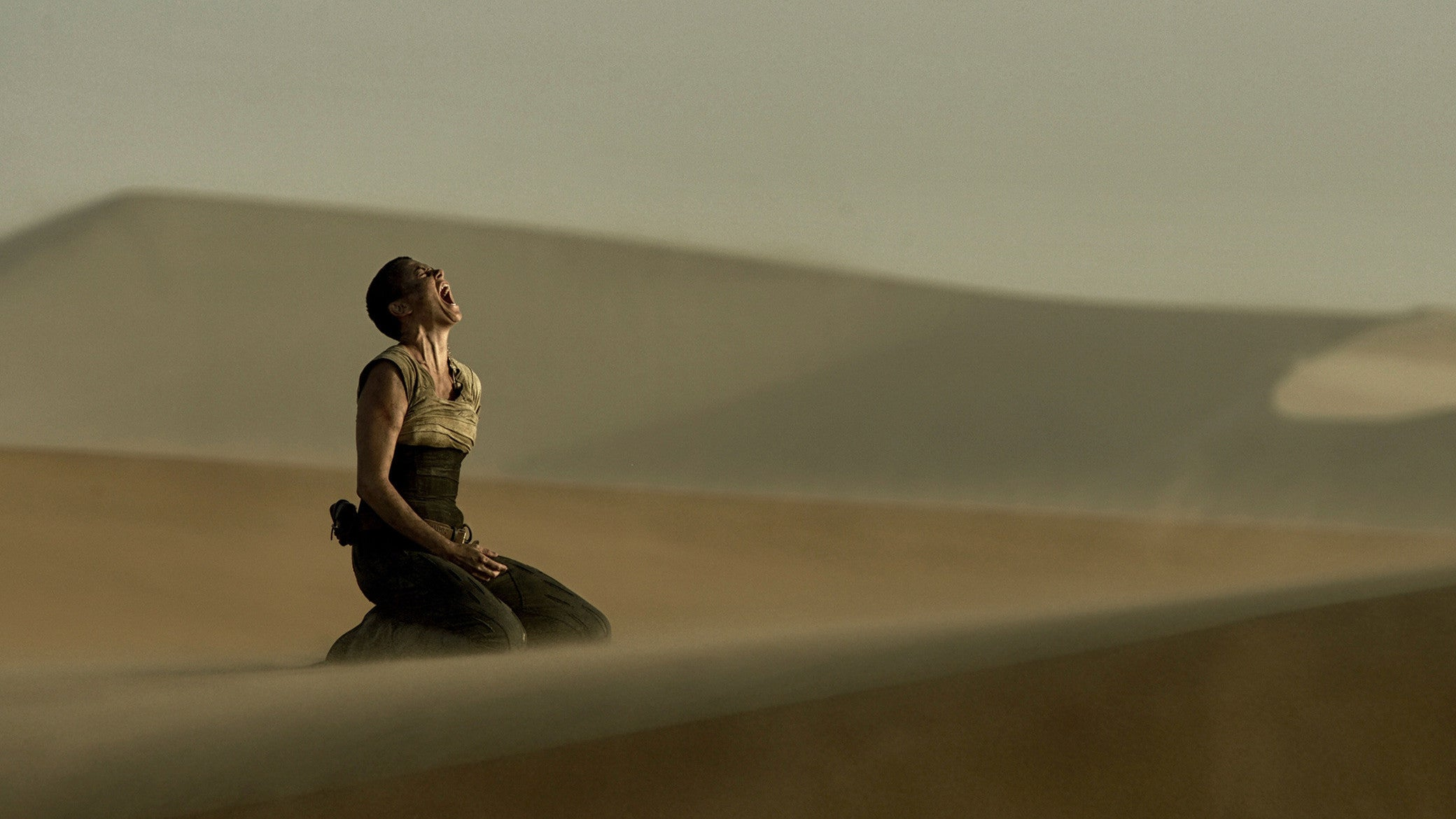 The Story Behind Furiosa's Scream In Mad Max: Fury Road Is Just As Epic As The Moment Itself