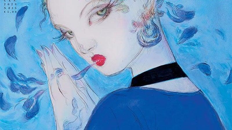 Final Fantasy Artist Yoshitaka Amano Has Done A Vogue Cover