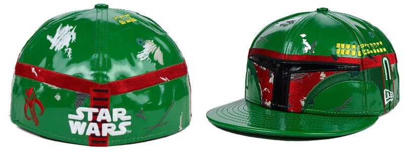 These Star Wars Face Hats Are the Nerdiest Thing New Era Has Ever Made