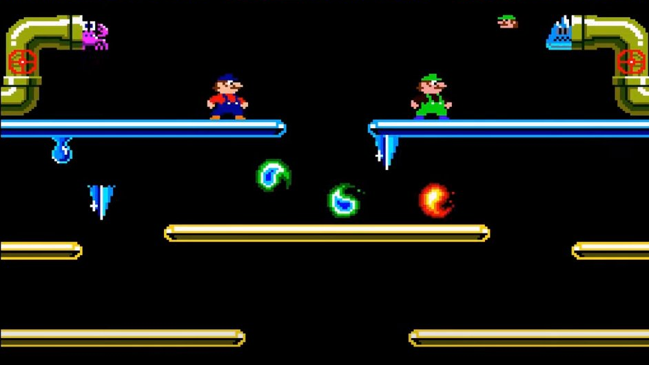 Mario Bros. Masters Set New Arcade High Score While Stuck At Home