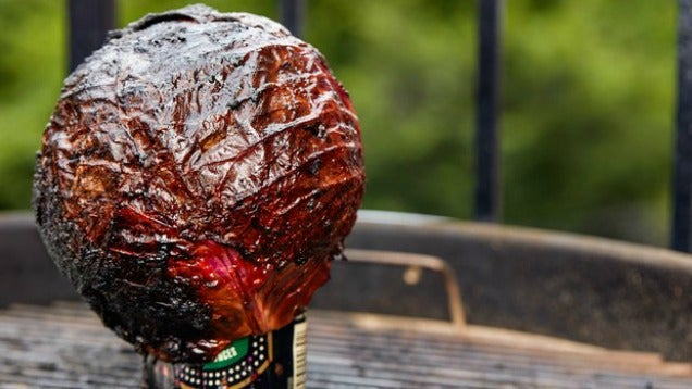 Beer Can Cabbage Is the Ultimate Grilled Vegetable