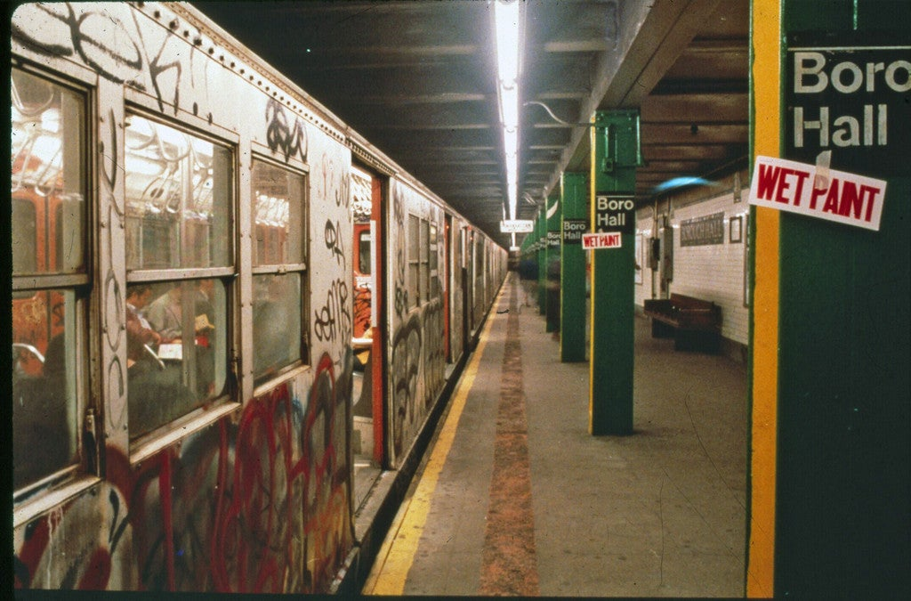 37 and beautiful images of the nyc subway in the 1980s gizmodo australia