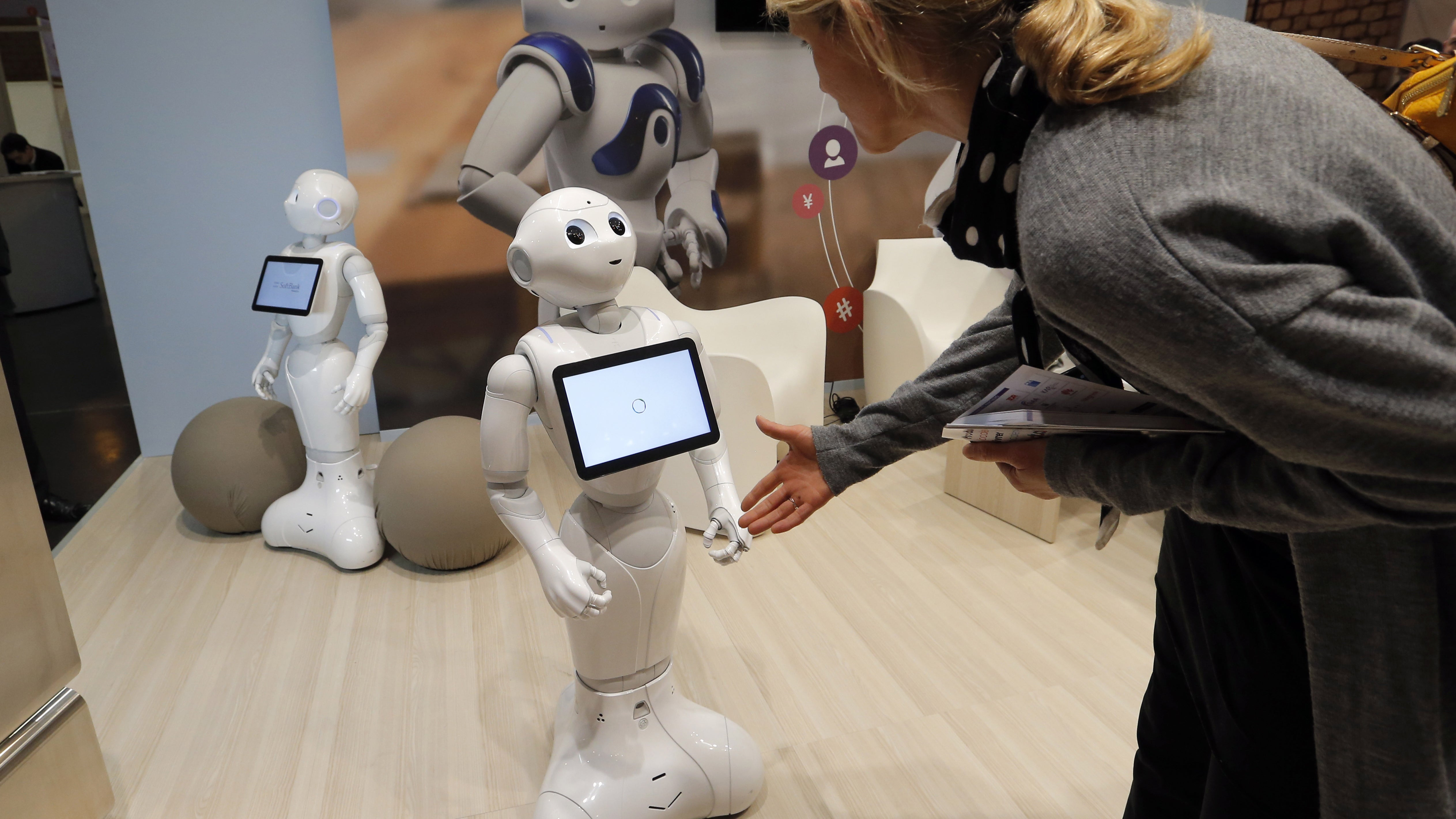 Robots In Europe Could Become 'Electronic Persons'