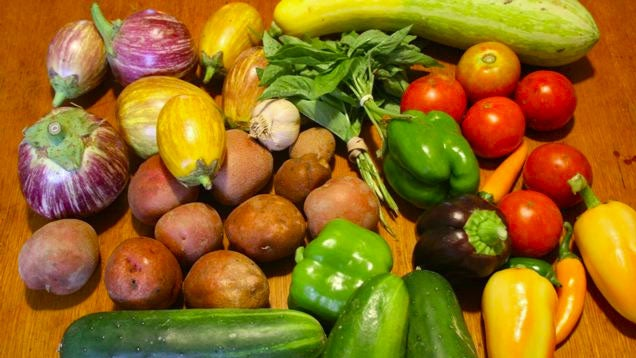 Most Diets Can Be Boiled Down to Three Words: Eat More Vegetables