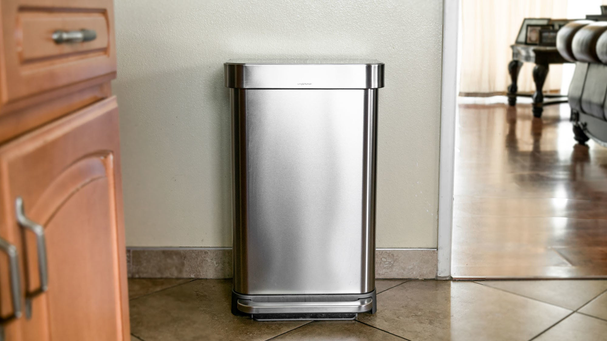 Make Your Kitchen Feel Instantly Cleaner By Washing Your Bin