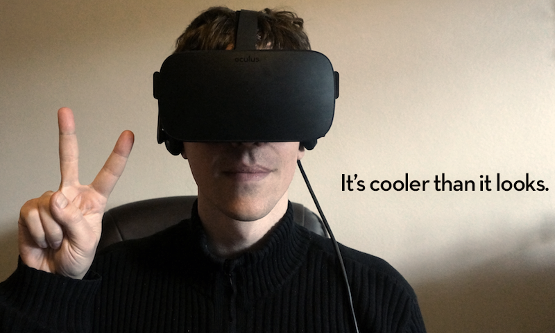 One Wild, Occasionally Nauseating Week Of Virtual Reality With The Oculus Rift