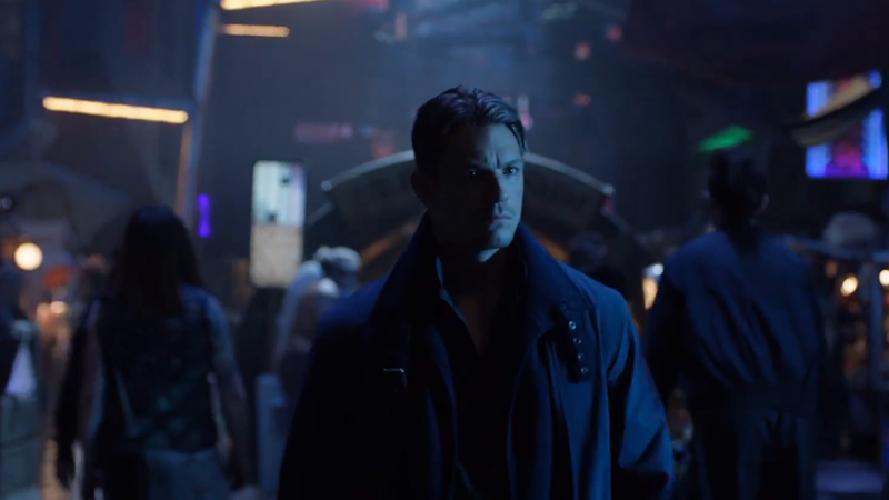 First Trailer For Netflix's Altered Carbon Imagines A Dark Future That Doesn't Fear Death