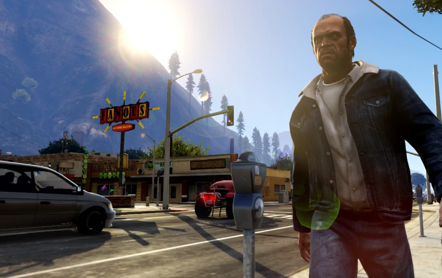 GTA Online Updates Push Crime Into The Suburbs, Frustrating Residents