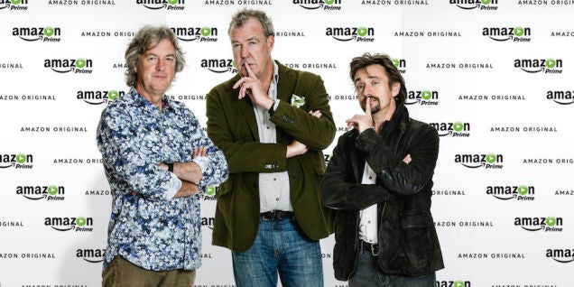 Amazon's New Car Show Has a Rumoured Budget of $US250m