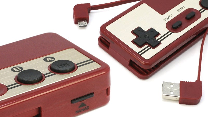 This Fake Famicom Controller Does Everything But Play Video Games