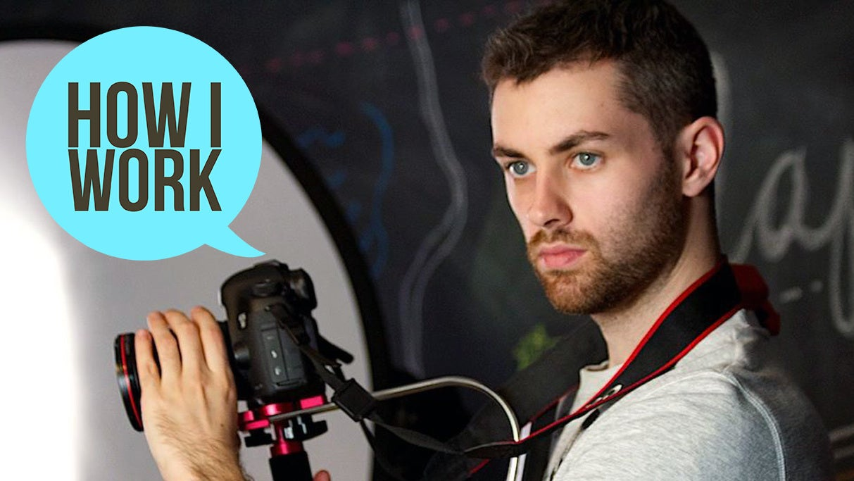 I'm Adam Powers, Lifehacker Video Producer, And This Is How I Work