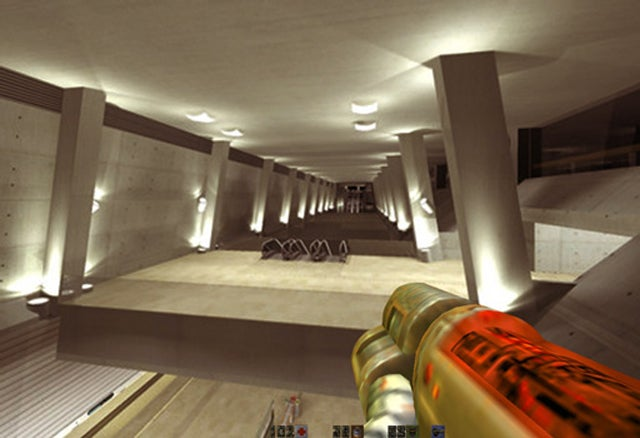 Budapest's New Subway Totally Looks Like Quake