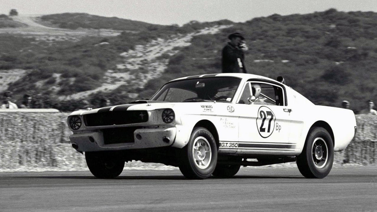 The Shelby GT350's Namesake Is Way More Random Than You Think