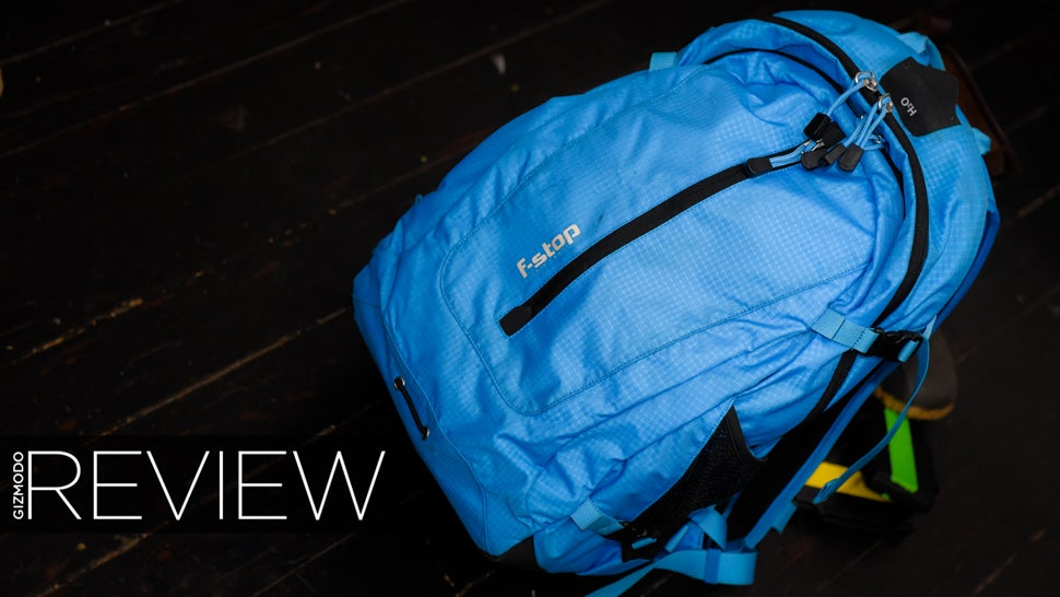 F-Stop Guru: An Adventuresome Camera Bag That Gets a Lot Right