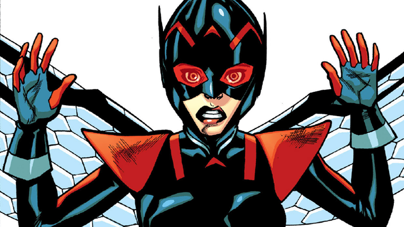 Say Hello to Your All-New, All-Different Wasp