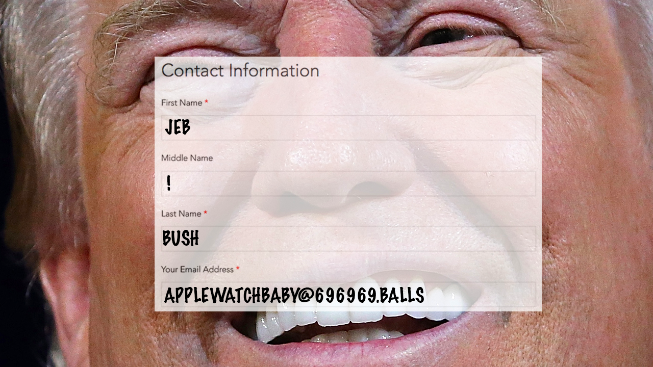 40,000 Definitely Real People Have Applied For Jobs On Donald Trump's Broken Website