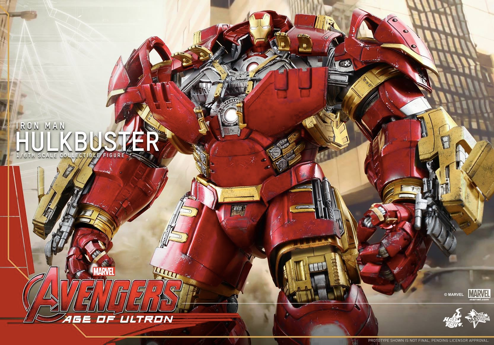 It Turns Out There's Even a Tiny Iron Man Inside That Hulkbuster Figure