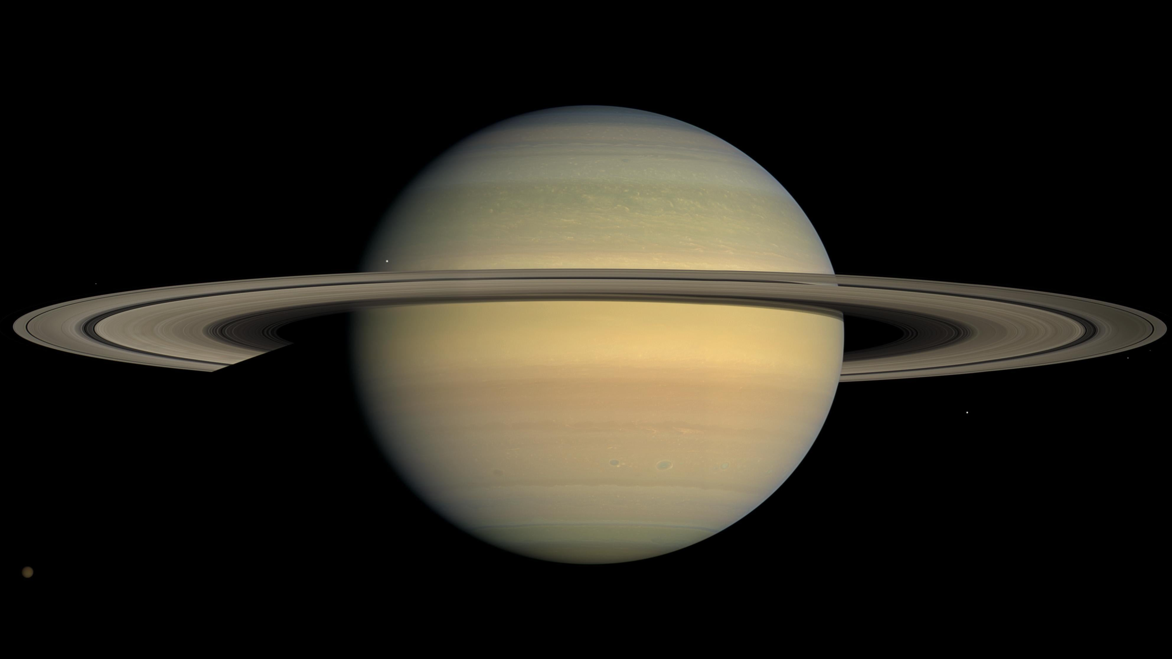 Why We Still Don't Know How Long A Day Is On Saturn