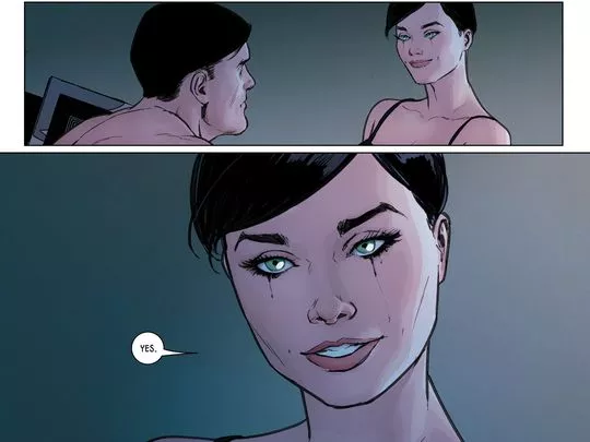 Batman and Catwoman Are Engaged