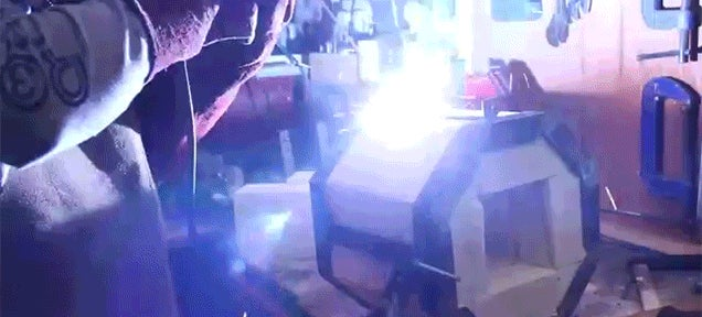 How to Build an Electric Foundry to Melt Metal