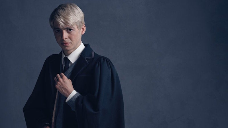 Scorpius Malfoy Saves Harry Potter And The Cursed Child From Itself