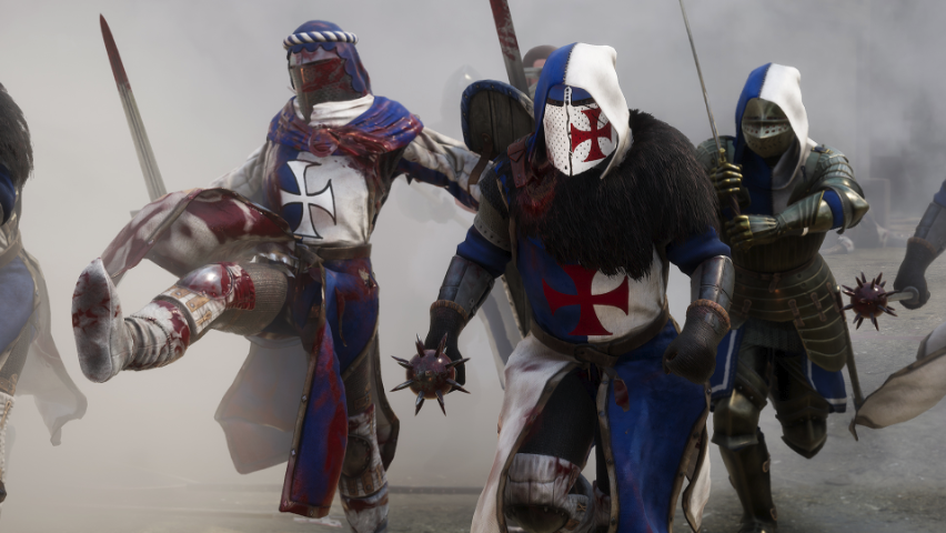 Mordhau Developers Address Controversy, Saying They Won't Add Gender Or Race Filters