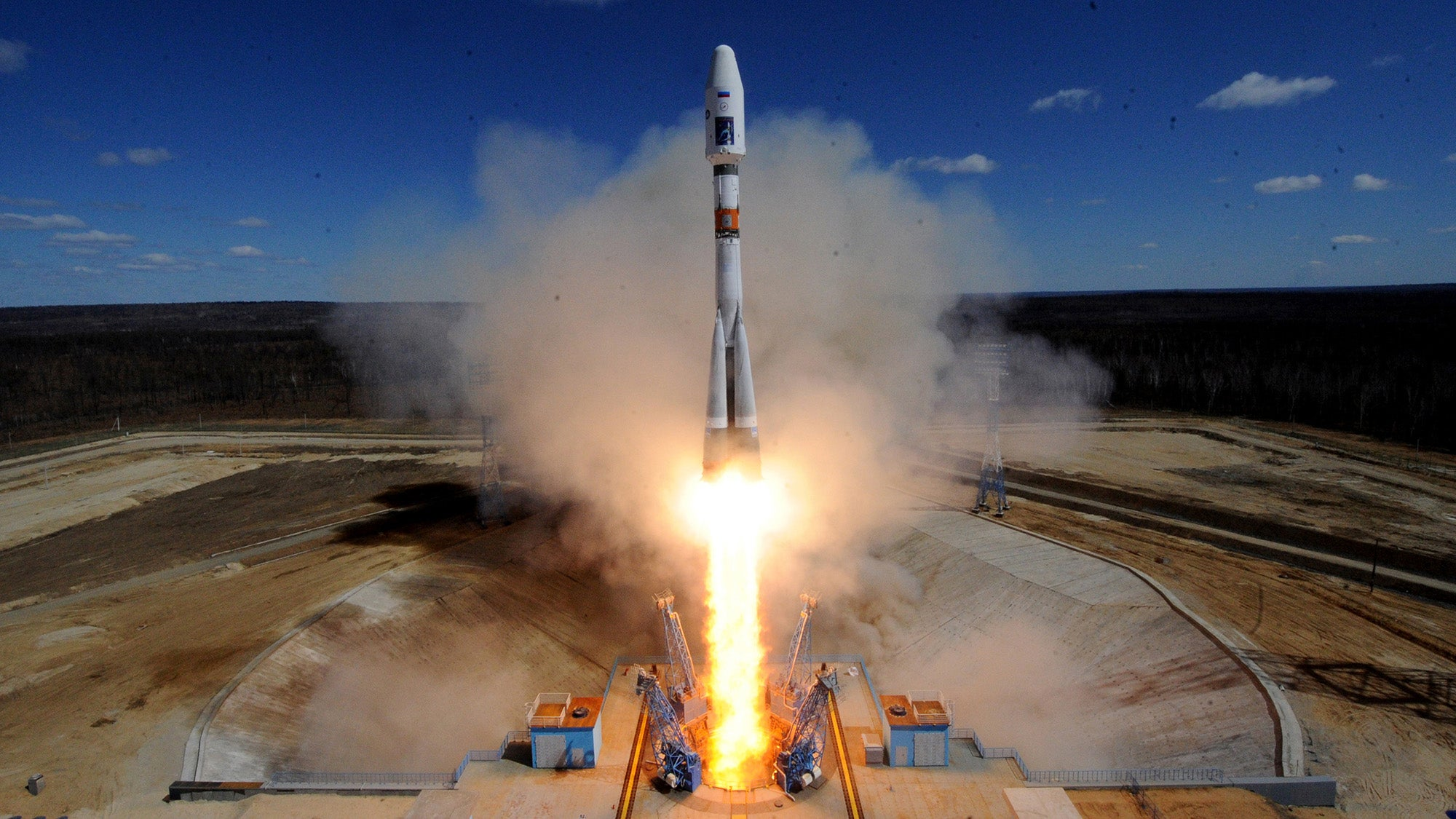 The Delayed Rocket Launch That Really Pissed Off Putin