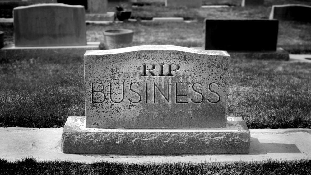 This Week In The Business: Rest In Peace