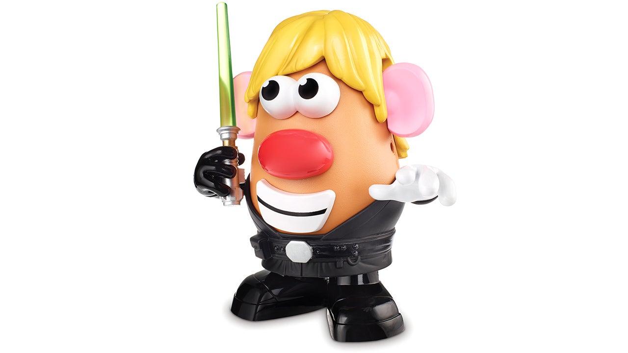 Mr. Potato Head Finally Fulfils His Jedi Destiny as Luke Frywalker