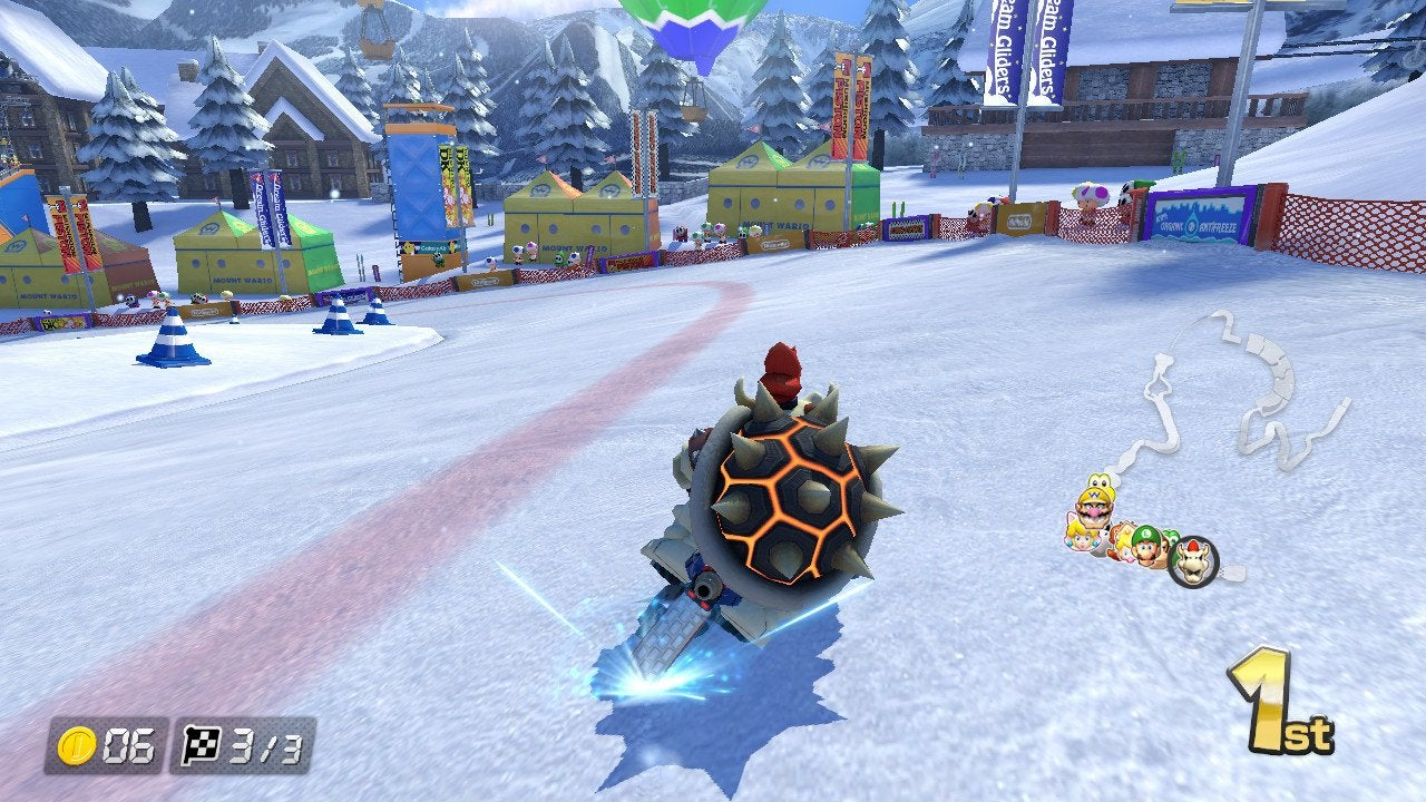 Everything You Didn't Know About Drifting In Mario Kart 8 Deluxe