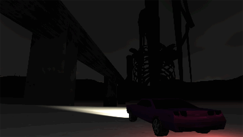 A Free Horror Game Collection About Loss, Driving, And Candlekeeping