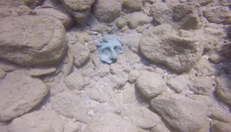 Divers Discovered an Ancient Roman Treasure Trove Inside an Untouched Shipwreck