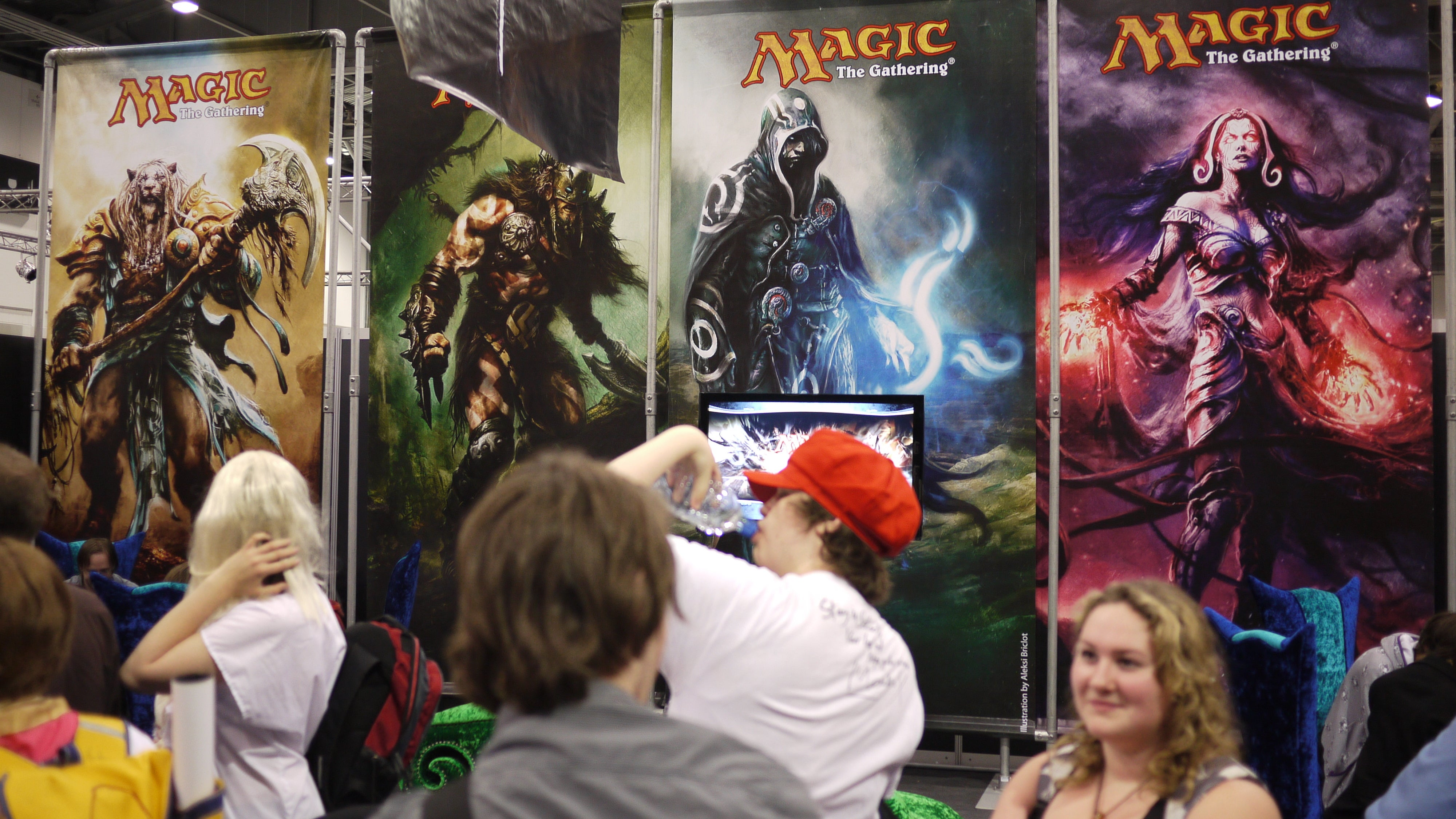 The 'Sexism In Magic: The Gathering' Reading List