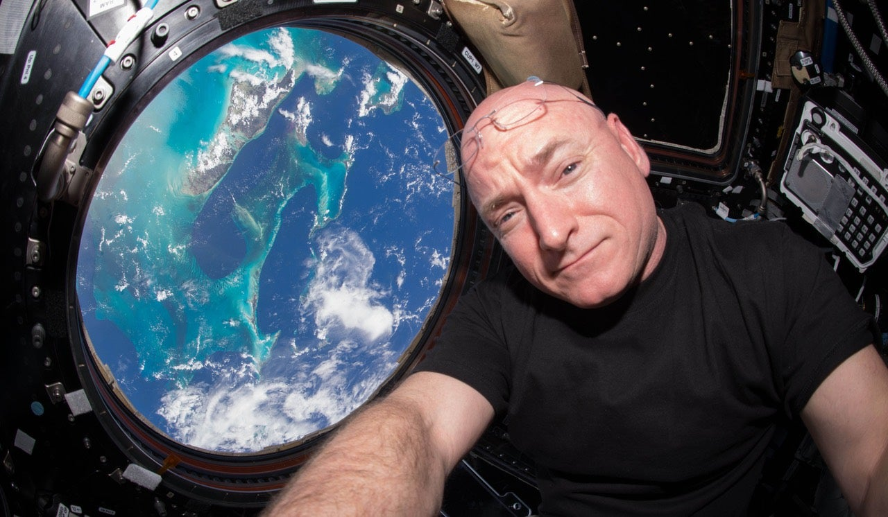 Everything That Happened On Earth While These Guys Spent a Year in Space