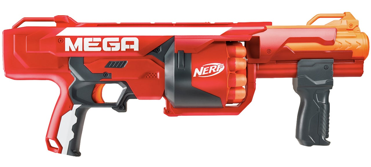 You Can Fire Nerf's New Barrel Blaster As Fast As You Can Reload It