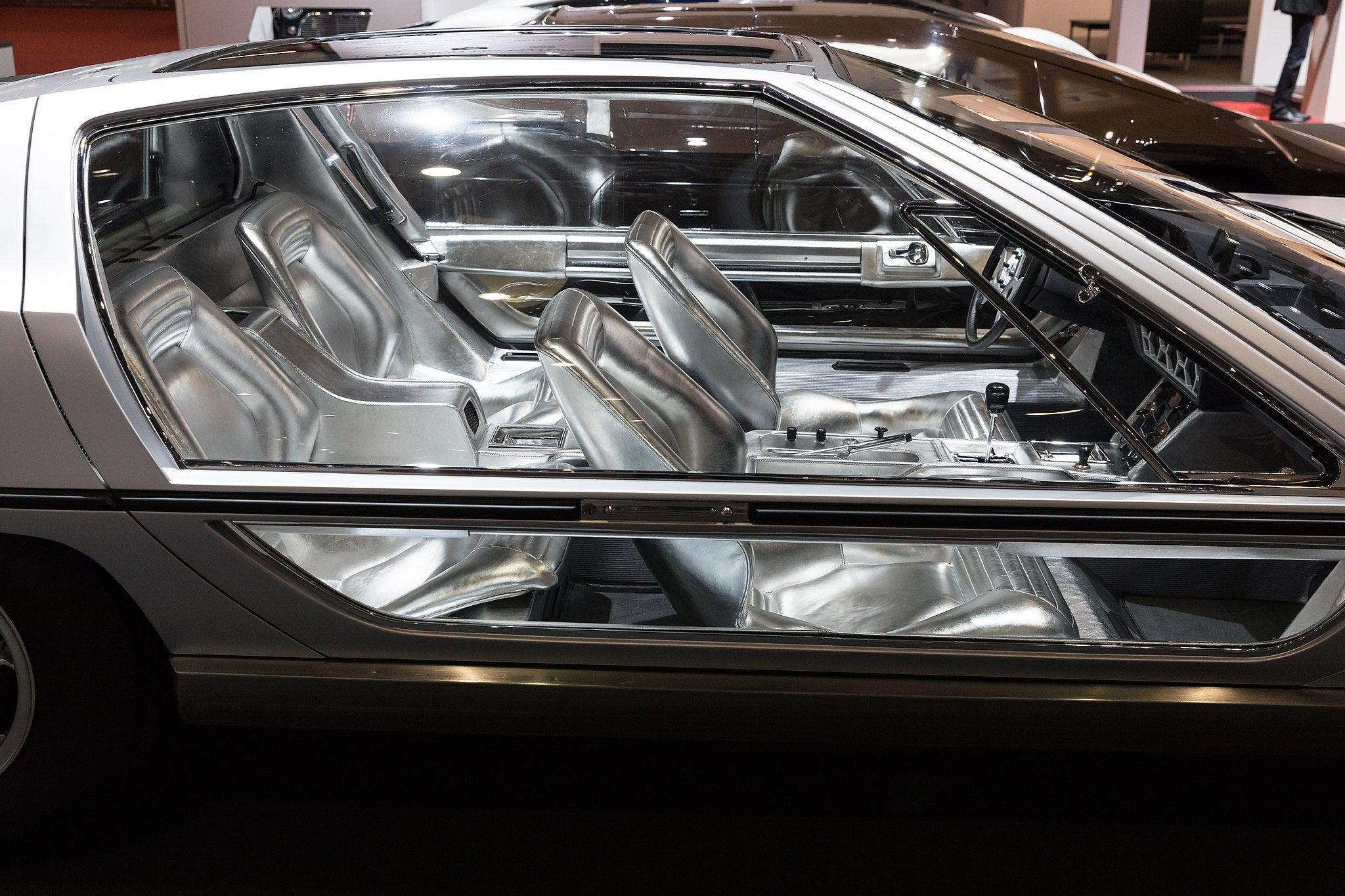 The Futuristic Lamborghini Marzal Concept Got A Second Life At